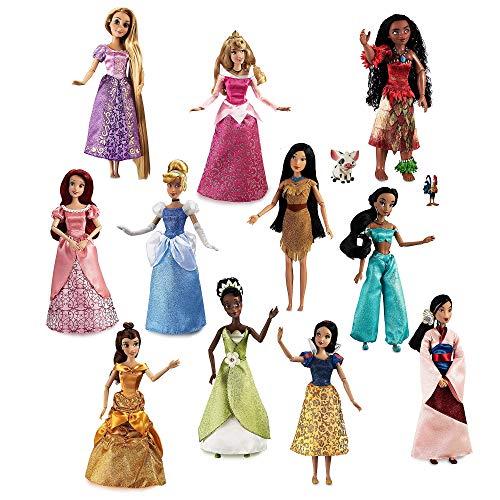 Disney Princess Doll Gift Set - 11 x 11'' Dolls - Moana Special Version