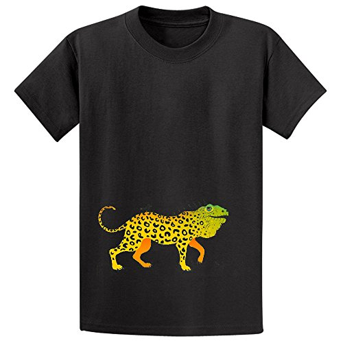 J Is For Jaguana Child Crew Neck Cotton T-shirt Black (Schmidt Insulated Gloves compare prices)