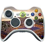 College Football Stadiums Xbox 360 Wireless Controller Vinyl Decal Sticker Skin by Compass Litho