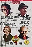 Drama Classics - 4 Movies- The Great St. Louis Bank Robbery/Suddenly/I Cover the Waterfront/Port of New York