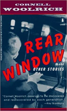 Book Rear Window and Other Stories (Crime, Penguin) by Cornell Woolrich (1994-03-01)