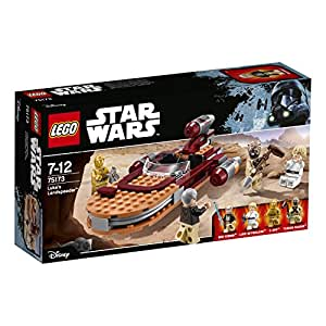 LEGO 75173 Star Wars - Juego de Construcción Landspeeder de Luke