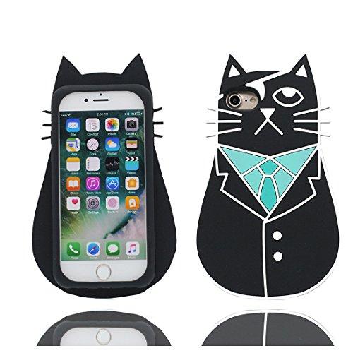 custodia iphone 6 plus gatto