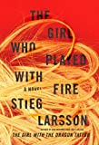 The Girl Who Played with Fire (Random House Large Print)