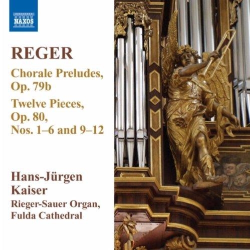 80 chorale preludes - 7