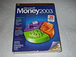 Microsoft Money 2003 Suite [Old Version]