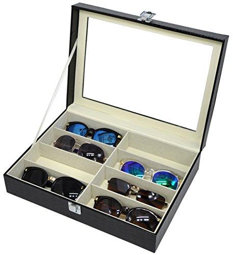 ORIGIA Crocodile Leather Sunglasses Eyewear