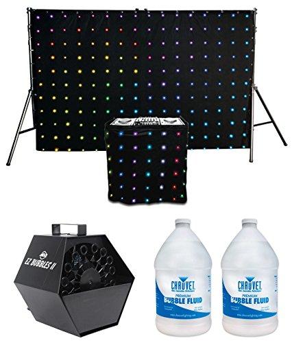 Chauvet DJ MotionSet LED Backdrop/Facade Motiondrape+Bubble