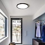 TALOYA Flush Mount LED Ceiling Light Fixture