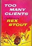 Too Many Clients, Rex Stout, 0670720100