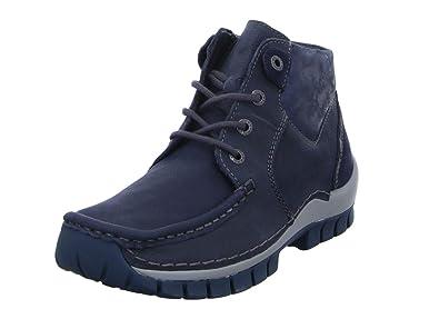 Wolky Seamy Cross Up: : Schuhe & Handtaschen