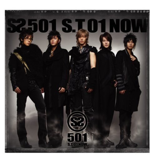 Ss501 - S.t.01 Now