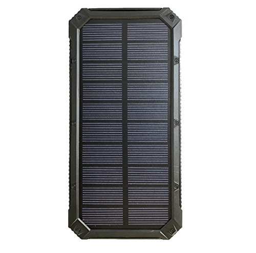Portable Solar Powered Battery Charger - 8