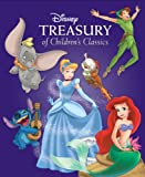 Treasury of Children's Classics from Snow White to Chicken Little, Disney Book Group, 1423112091