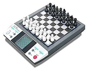 Talking Chess Professor, 8 in 1 Chess Checkers Othello Reversi Grashopper 4 in a Row Nim Fox and Geese and Northcotes Games, This Unique Training Package Consists of a Newly Developed Chess Computer Suitable for Beginners Advanced As Well As Experienced C