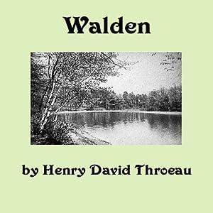Walden [Jimcin Edition] Hörbuch