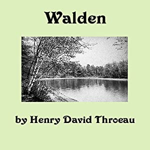 Walden [Jimcin Edition] Audiobook