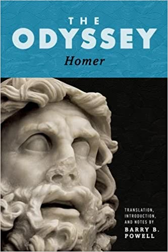 Amazon the odyssey 9780199925889 homer barry b powell books fandeluxe Choice Image