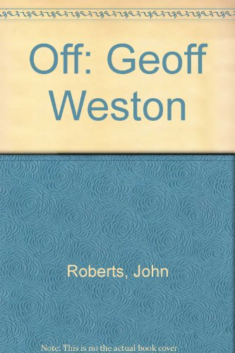 Book Off: Geoff Weston download pdf + audio id:vep48po