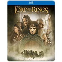 Lord of the Rings: Fellowship of the Ring [Blu-ray Steelbook] by New Line Home Video
