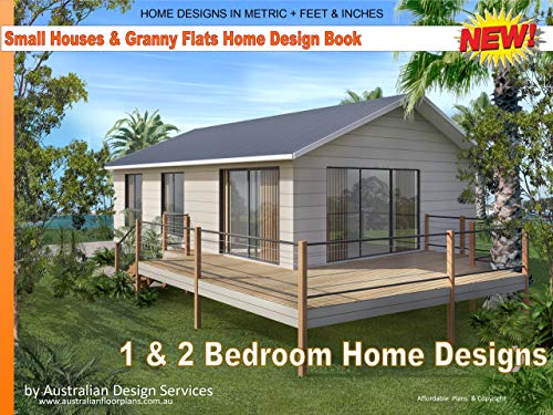 Small and Tiny Homes 2019: 1 and 2 Bedroom Home Designs ...