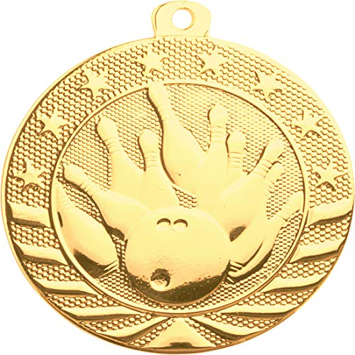 Express Medals 10-Pack of Bowling 2