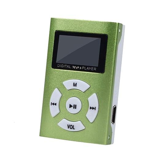 TwoCC Electrónica de consumo, USB Mini Reproductor de Mp3 ...