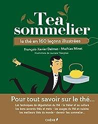Tea sommelier par François-Xavier Delmas