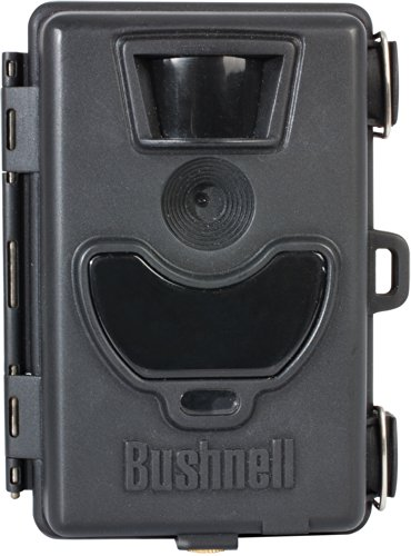 picture of Bushnell 119514C 6MP No-Glow Black LED Surveillance Camera with Night Vision
