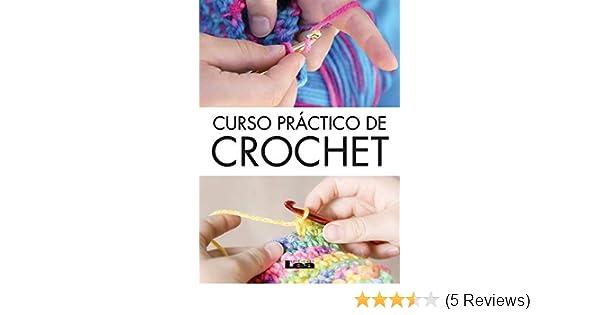 Curso práctico de crochet (Spanish Edition): Rosales ...