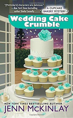 Book Cover: Wedding Cake Crumble
