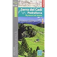 Serra del Cadí-Pedraforca, Mixeró. Escala 1:25.000. Mapa excursionista. Editorial Alpina.