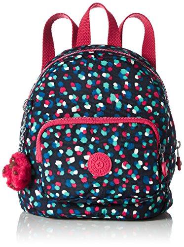 Kipling Munchin Mini Backpack Festive Camo