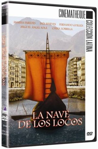 DVD : Nave de los Locos (Full Frame)