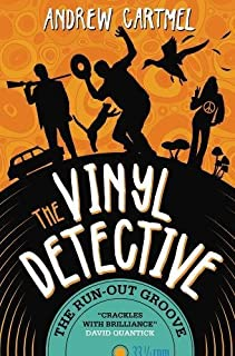 Book Cover: The Vinyl Detective - The Run-Out Groove: Vinyl Detective 2