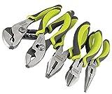 Piece Craftsman Evolv 5 Pliers Set Plier Needle New Nose Tool Pc Green Tools ;P#O455K5/U 7RK-B226620