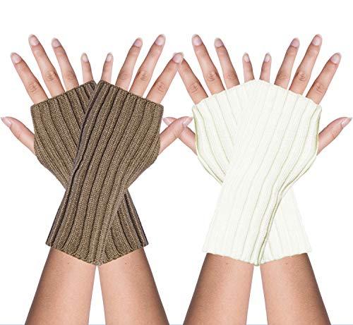 Giant Crochet Gloves - 1