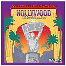 Reiner Knizia Hollywood Blockbuster by Uberplay