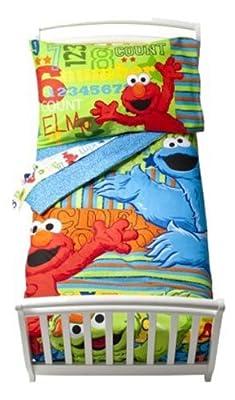 Sesame 2 Count Sheet Set