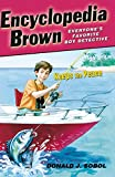img - for Encyclopedia Brown Keeps the Peace book / textbook / text book