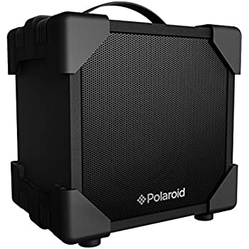 polaroid rugged bluetooth speaker roselawnlutheran. Black Bedroom Furniture Sets. Home Design Ideas