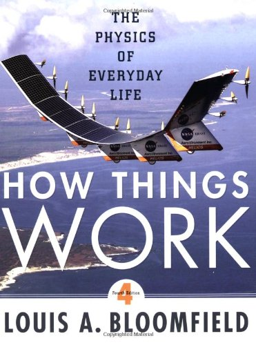 How Things Work: The Physics of Everyday Life (Examples Of Scientific Principles In Everyday Life)