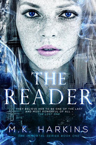 The Reader (The Immortal Series Book 1) (English Edition)