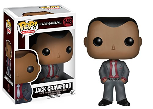 Funko Pop Tv  Hannibal   Jack Crawford Action Figure