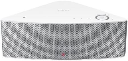 Samsung WAM551 Blanco Altavoz - Altavoces (1.0 Canales, Inalámbrico y alámbrico, Bluetooth, Blanco): Amazon.es: Electrónica