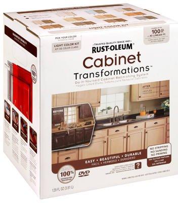 020066203931 - Rust-Oleum Cabinet Transformations, 258109 Small Kit, WINTER FOG carousel main 0