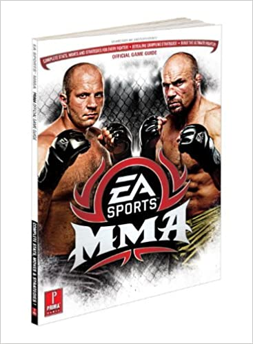 Ea Sports Mma Prima Official Game Guide Prima Official Game Guides