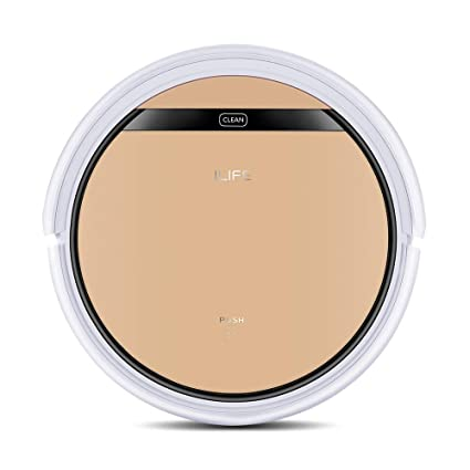 Image Unavailable. Image not available for. Color: ILIFE V5s Pro Robot Vacuum ...