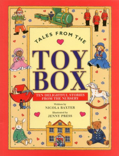 Tales from the Toy Box PDF ePub fb2 ebook