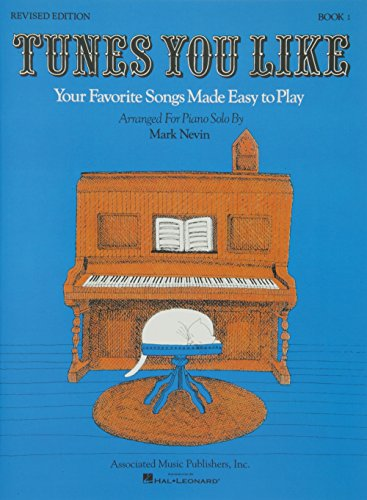 Music Sales Tunes You Like Book 1 - Favorite Songs Made Easy Piano Solos Revised Edition By Nevin - Comin Home Sheet Music